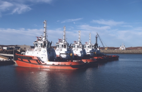 Towage, Harbour Services & Vessel Management